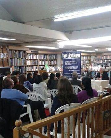Conversatorio Librería Lerner Sede Norte en Bogotá