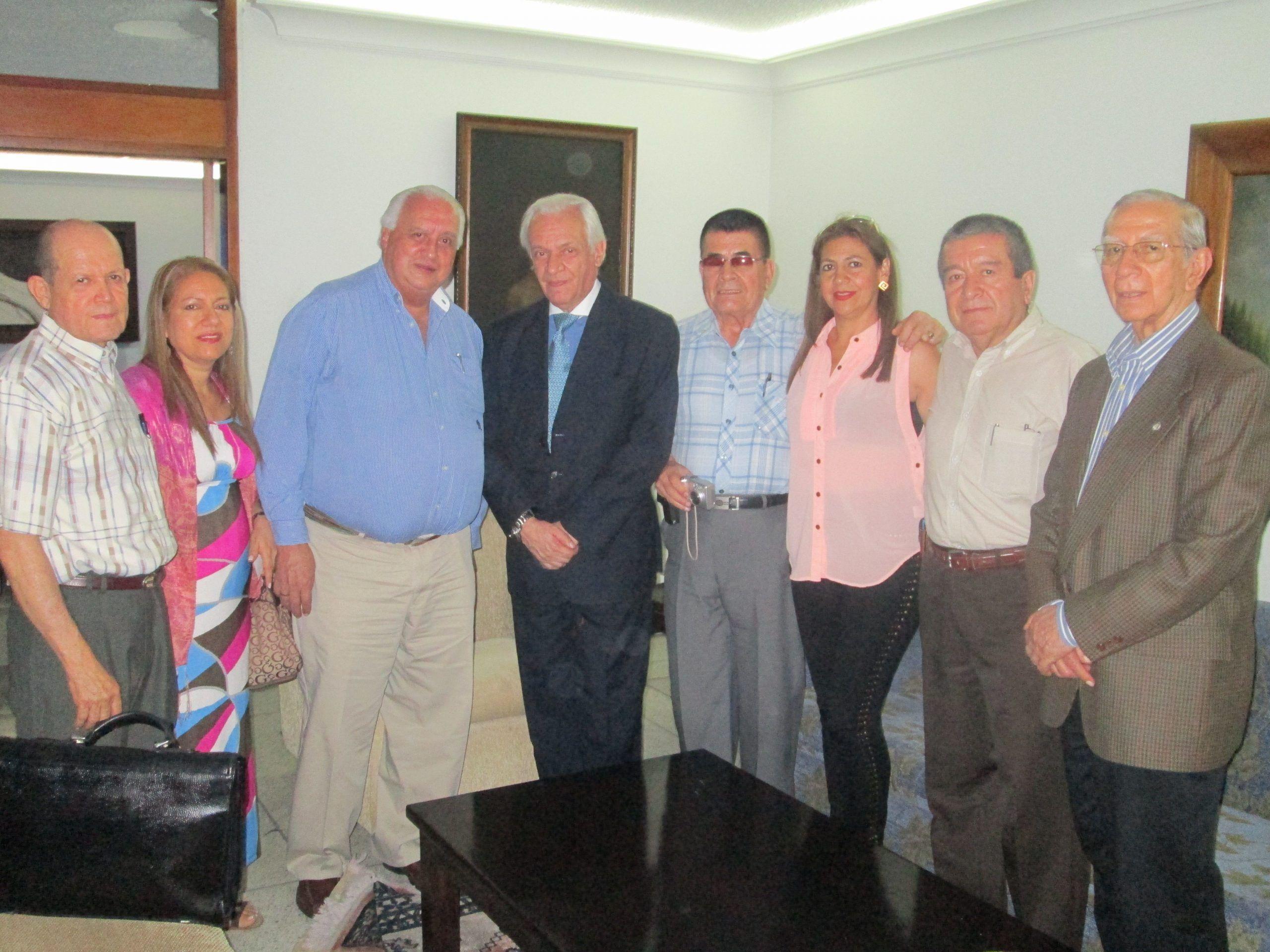 """Conferencia """"Nuevas Tecnologías"""" en el Circulo Social de Ibagué"""