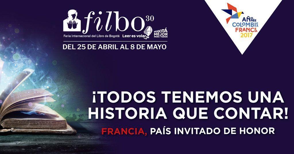 30 Feria Internacional del Libro de Bogotá (Colombia)