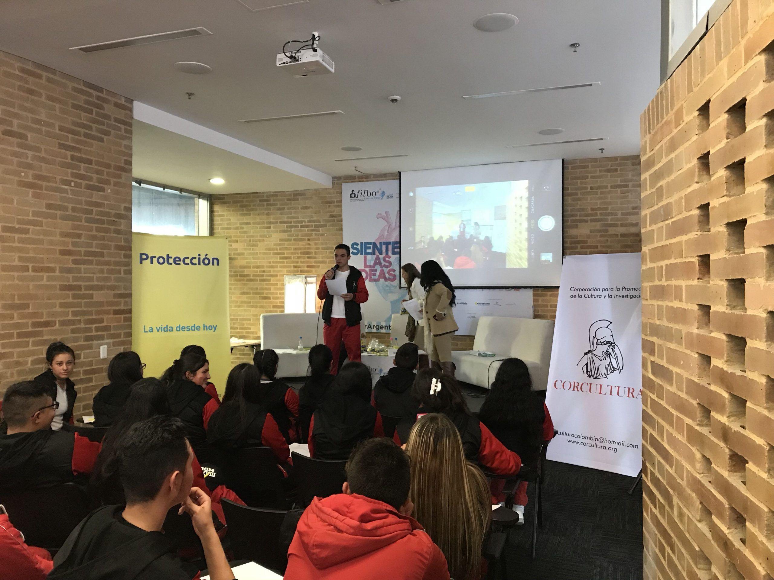 Cuentos para Soñar – Feria Internacional del Libro de Bogotá 2018